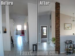 interior columns for homes decorative interior columns add elegance creative columns