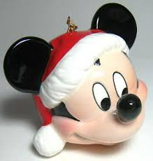 mickey mouse ornament from our collection disney