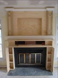 Fireplace Surround Ideas 27 Best Home Renovation Fireplace Mantels Images On Pinterest