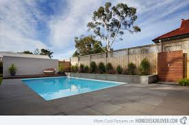 Swimming Pool Backyard Designs 15 great small swimming pools ideas home design lover