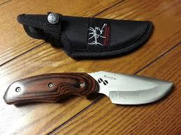 review buck 480 fixed blade drop point knife budgetlightforum com
