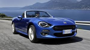 fiat spider 2016 newmotoring fiat u0027s 124 spider will be 19 545 1k more than the mx5