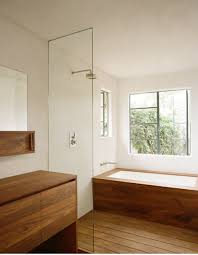 wood bathroom ideas the 25 best wooden bathroom ideas on modern bathroom