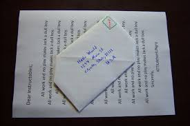 envelope free letter sending snail mail origami 6 steps with