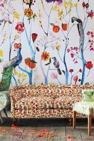 Wallpaper For Renters Apartment Decorating Anthropologie S New Home Collab Is So Good