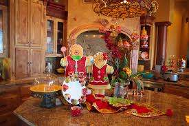 Gingerbread Decorations And Christmas Kitchen Pinterest idolza