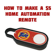 amazon black friday z wave devices how to hack an amazon dash button to make a 5 home automation