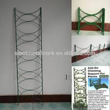 tralicci in ferro decorativi in ferro battuto supporto basamento per piante