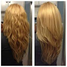 short top layers for long hair gorgeous low maintenance hair color honey golden brown to a