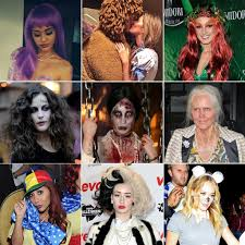 celebrities wearing halloween costumes 2013 popsugar celebrity