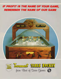 best table hockey game the arcade flyer archive arcade game flyers tournament table
