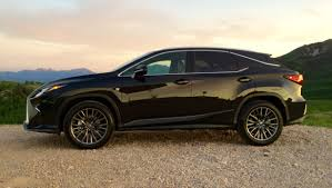 lexus rx 2016 2016 lexus rx 350 f sport brings the fun for a price