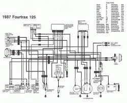 honda 125 engine diagram honda wiring diagram schematic
