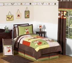 Kid Bedding Sets For Girls by Forest Childrens Bedding Sets For Boys And Girls By Jojo Designs