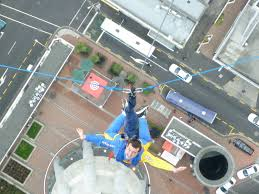 mr mcgowan u0027s learning blog my sky jump off sky tower auckland