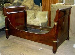 Antique Sleigh Bed Antique Sleigh Bed Search Things Pinterest