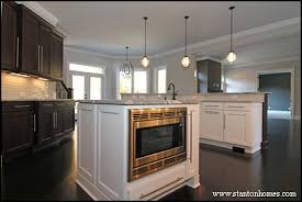 kitchen microwave ideas where to put the microwave in your kitchen design raleigh luxury homes