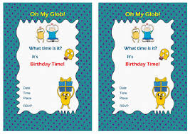 Birthday Cards Invitations Printable Adventure Time Free Printable Birthday Party Invitations