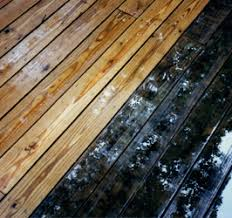 Cleaning Patio With Pressure Washer Allbrite Pressure Wash Deck Pressure Washing Howard County Md