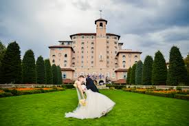 wedding venues colorado springs the broadmoor colorado springs wedding photos denver wedding