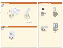 aiphone nhx 80x central control unit online