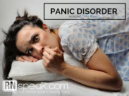 panic disorder and phobias nursing care plan nursing journal
