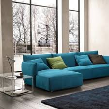 Teal Color Sofa by Blue Sectional Sofas You U0027ll Love Wayfair