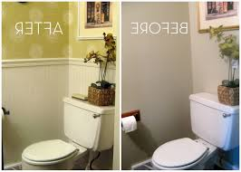 Decorating Ideas For The Bathroom Fine Traditional Half Bathroom Ideas Design Dactus Throughout Decor