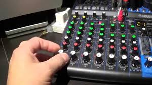 Best Small Mixing Desk Home Studio Yamaha Mixer Review