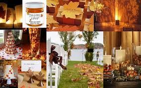 Fall Decorating Ideas On A Budget - fall wedding decorations autumn wedding ideas