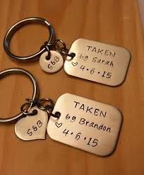personalized keychain gifts sted keychain personalized keychain couples
