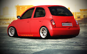 nissan micra 2014 nissan micra virtual tuning by morvic on deviantart