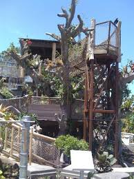 San Diego Botanical Gardens Encinitas Children S Garden Tree House Picture Of San Diego Botanic Garden