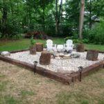 best 25 cheap fire pit ideas on pinterest cinder block bench