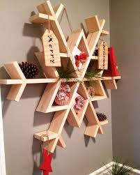 Wood Projects For Xmas Gifts by The 25 Best Wooden Christmas Decorations Ideas On Pinterest