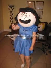 Snoopy Halloween Costume Family Peanuts Halloween Costume Lucy Van Pelt Halloween