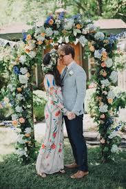 floral wedding dresses for feminine romantic brides brides