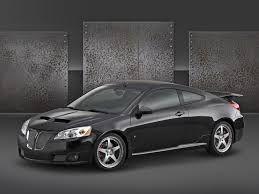pontiac g6 history photos on better parts ltd