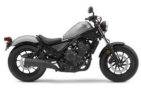 honda introduces new rebel 500 and rebel 300 with video