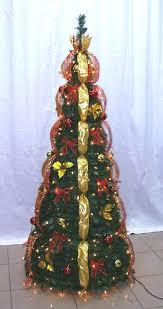 collapsible christmas tree net lights 5 photo christmas trees