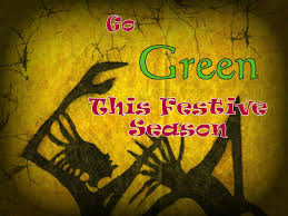 eco friendly christmas phantom forest blog