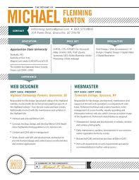 resume template detailed orange loft resumes
