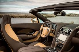 bentley inside roof 2016 bentley continental gt w12 convertible review autoweb