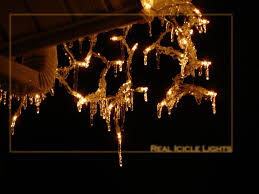 cascading icicle lights on winlights deluxe interior