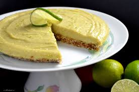 vegan no bake key lime avocado pie she loves biscotti