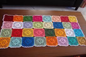Crochet Table Runner Pattern The Graphic Square U2013 Le Monde De Sucrette
