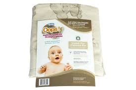 Dust Mite Crib Mattress Cover by Simmons Oops Organic Mattress Protector Walmart Canada