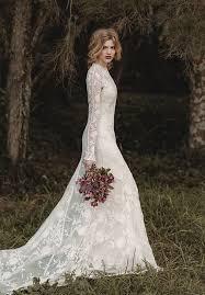 Wedding Designers 25 Whimsical Beautiful Bohemian Wedding Dresses Deer Pearl Flowers