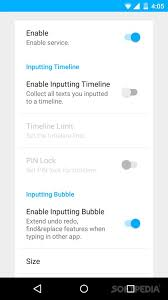 android undo inputting universal undo redo for android