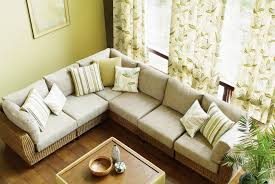 Colorful Sofas Yellow Flowered Sofas Best Home Furniture Decoration